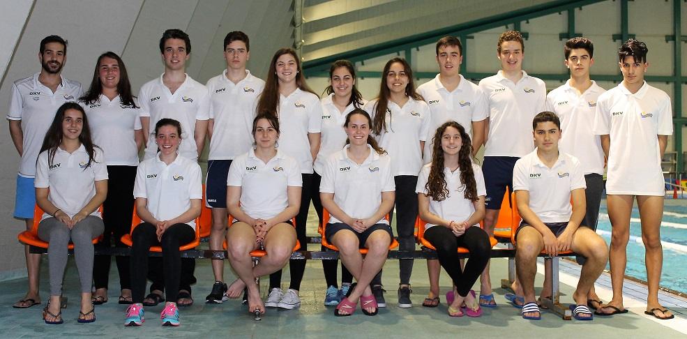 Equipo Absoluto-Junior-Infantil